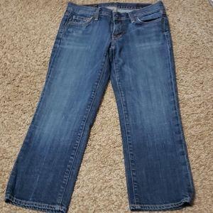 Citzens of humanity women's jeans